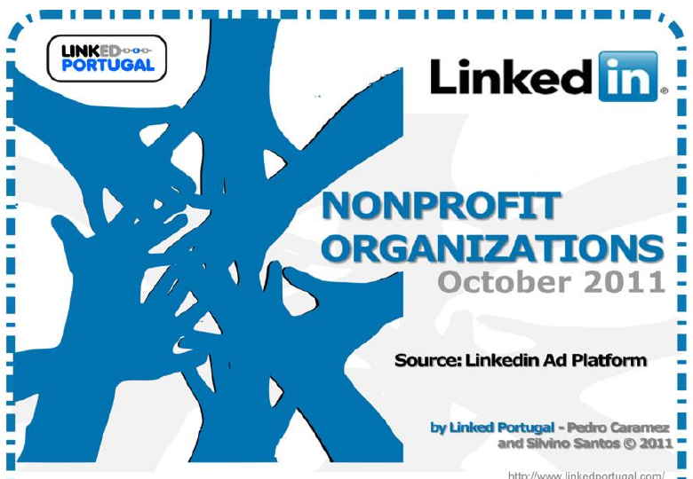 Linkedin Nonprofit Organizations | Nonprofit organization ...