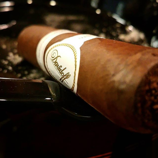 When you see Davidoff on the band you know you're getting one of the