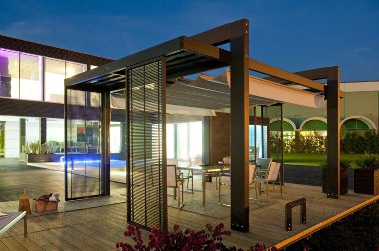 pergola bois id es et astuces pour la d co jardin. Black Bedroom Furniture Sets. Home Design Ideas