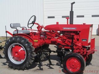 Agriculture Forestry Commercial Vehicle Museum Farmall Farmall Tractors Homemade Tractor