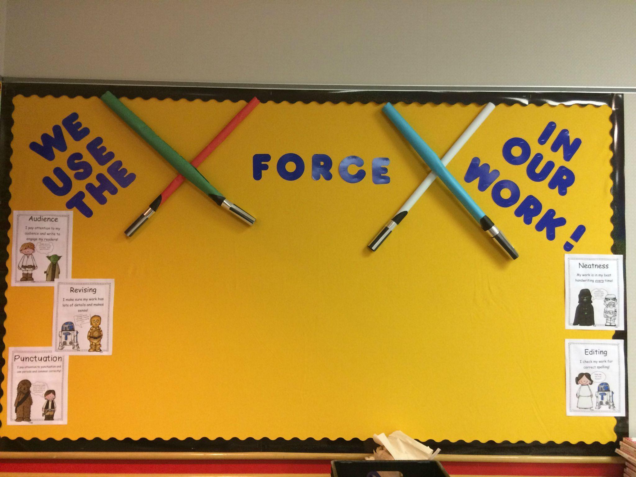 Google themes star wars - 21 Classroom Essentials For Back To School As Chosen By Teachers Starwars Classroom Themedisney
