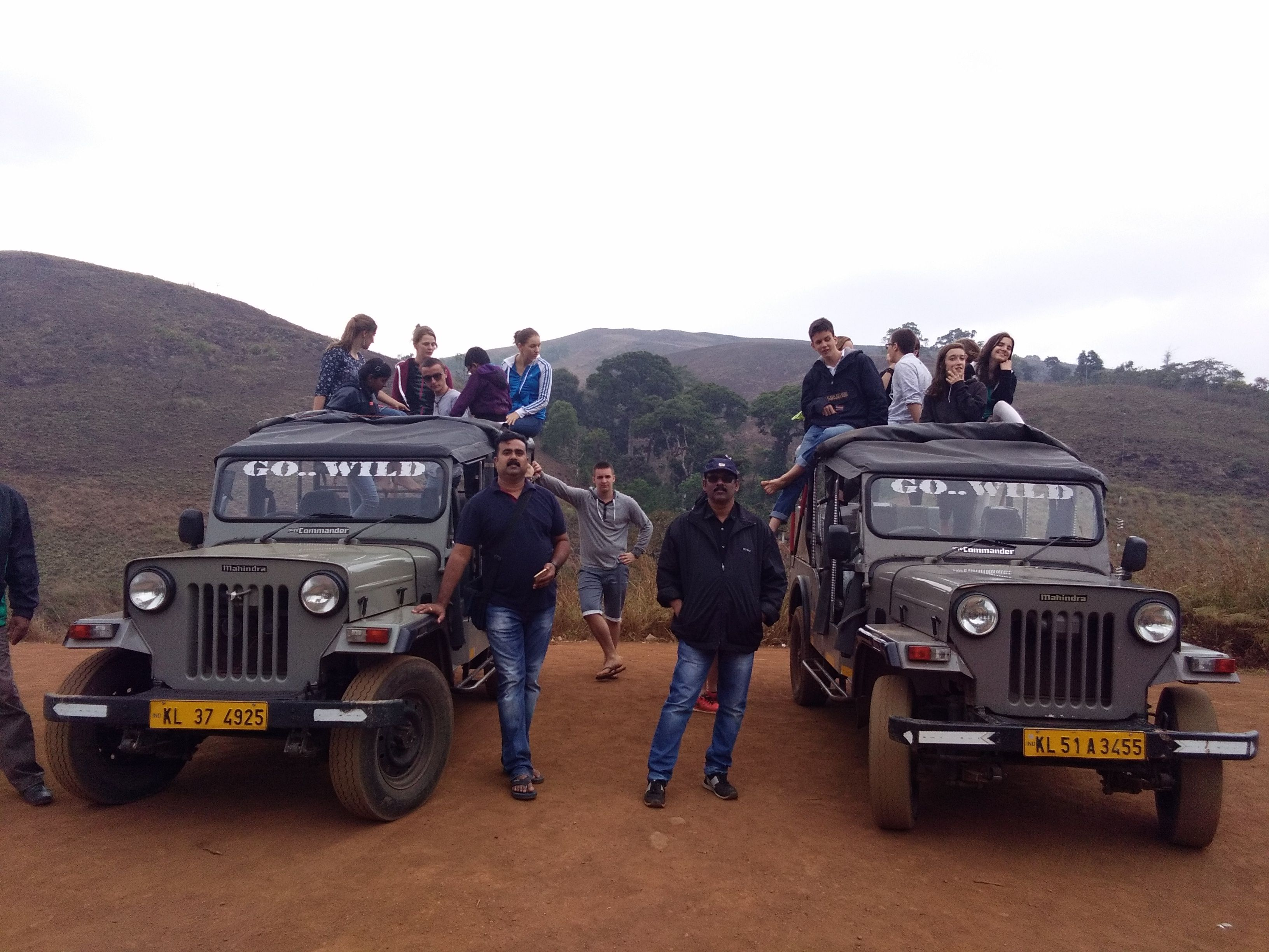 South India Tour Photos With The Tourists To Plan A Tour Call