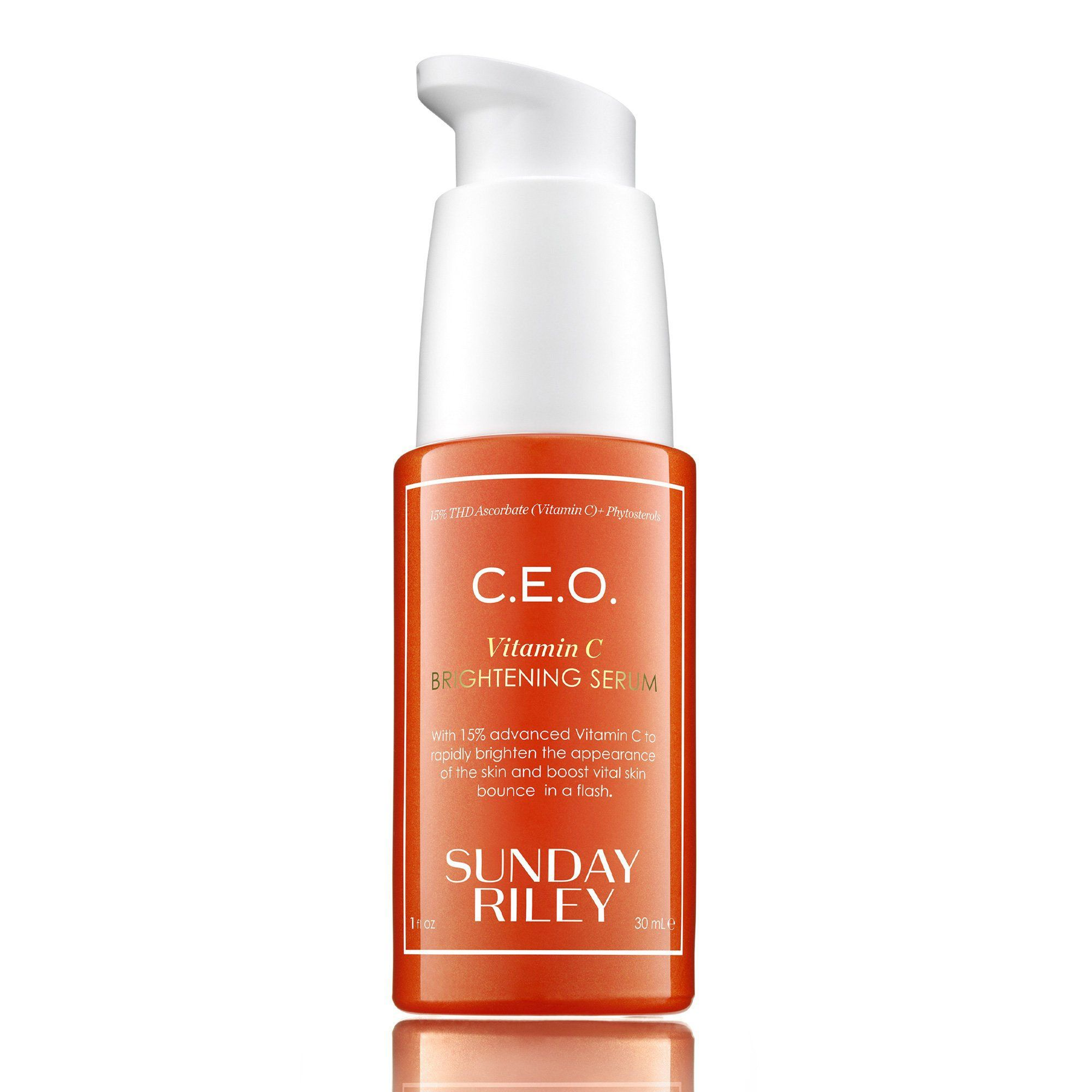 C E O Glow Vitamin C And Turmeric Face Oil Brightening Serum Serum Skin Care Routine Steps