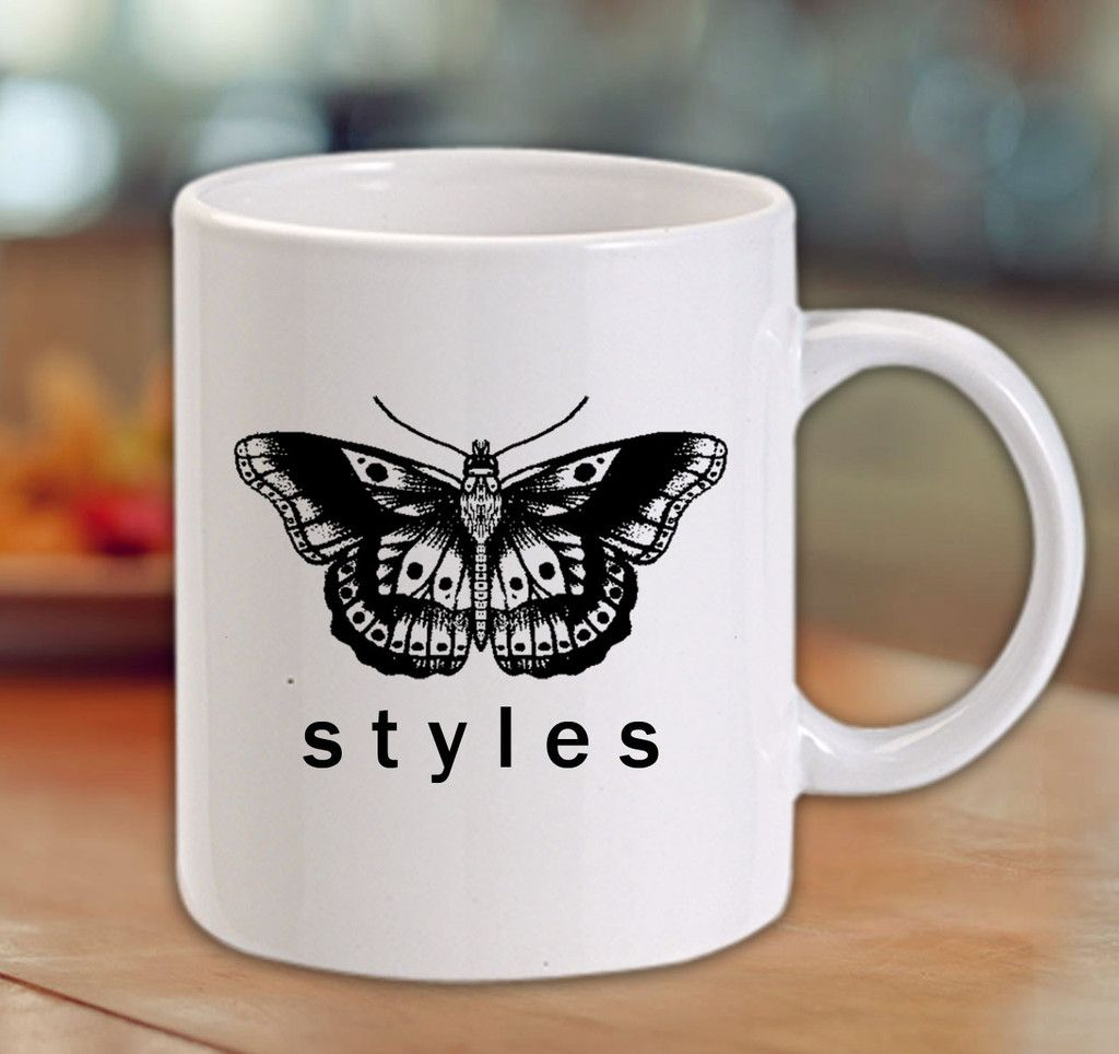 Harry Styles Direction Phone Case MugcupMug Tattoo Butterfly One 8wPn0OkNX