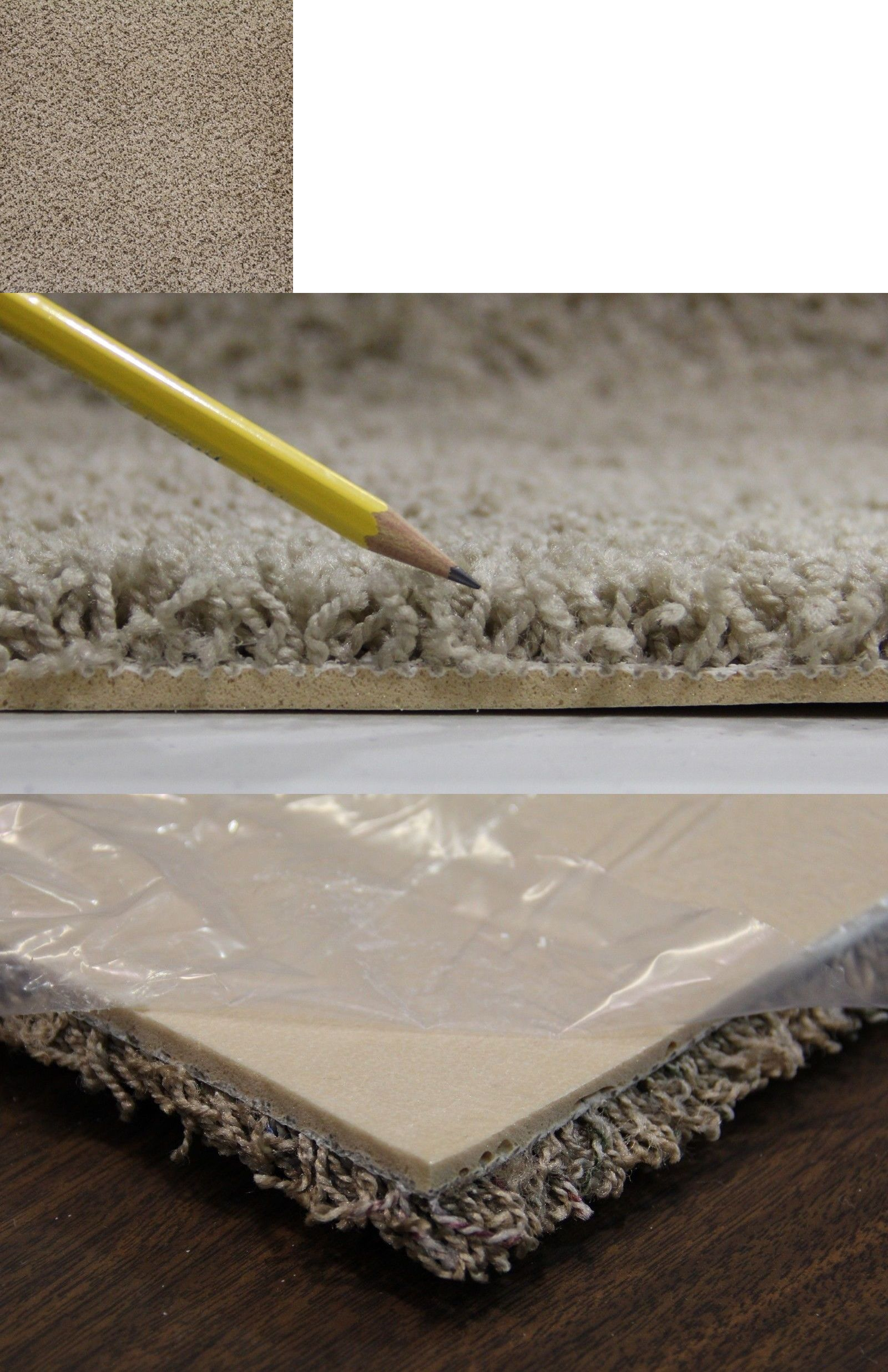 Carpet Tiles 136820 Soft Step Fortune Cookie Self Stick 24 X Cushion Back It Now Only 78 On Ebay
