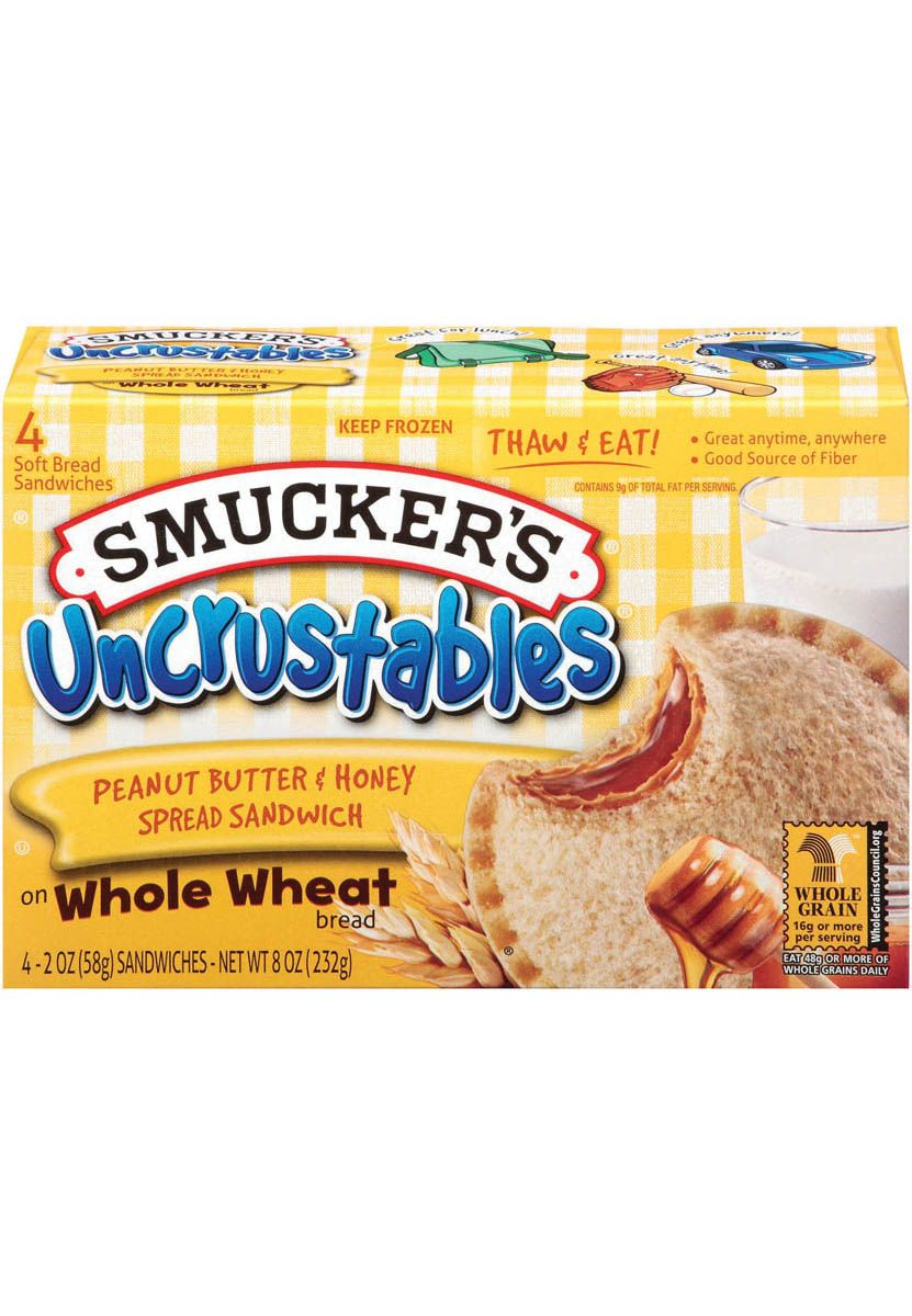 ‎ Kelly Jackson ‎ to Smucker's. Sp S on S so S red S · August 11, · Hamilton, ON, Canada · Are the Smucker's Uncrustables available in Canada? English (US) Español; Français (France) 中文(简体).