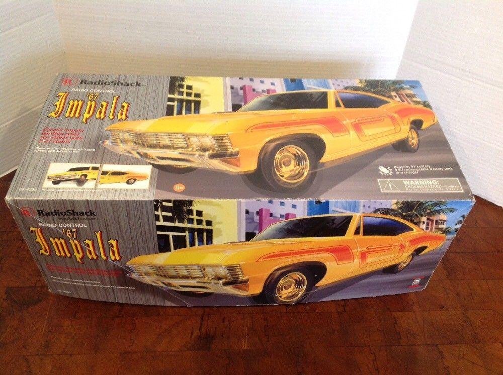 1967 chevrolet impala lowrider radio controlled lowrider