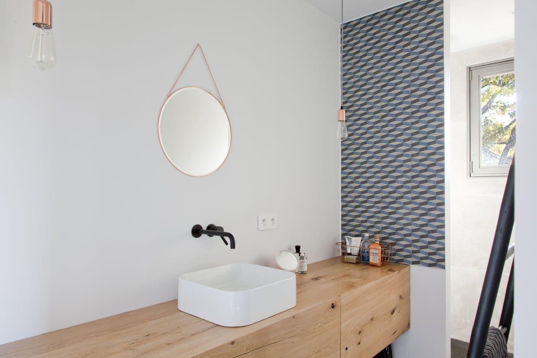 Petite salle de bains actuelle | Salle de Bain projet | Salle de ...