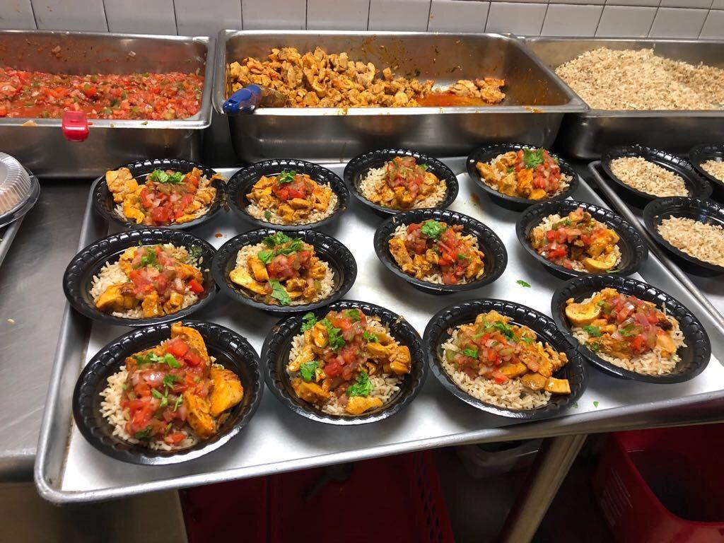 Ocps Food Nutrition Ocps Fns La Hacienda Chicken Bowl Is