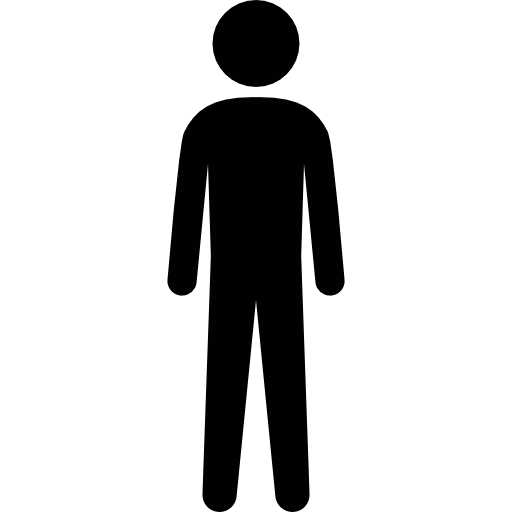 Freepik Graphic Resources For Everyone Silhouette Free Human Icon Human Silhouette