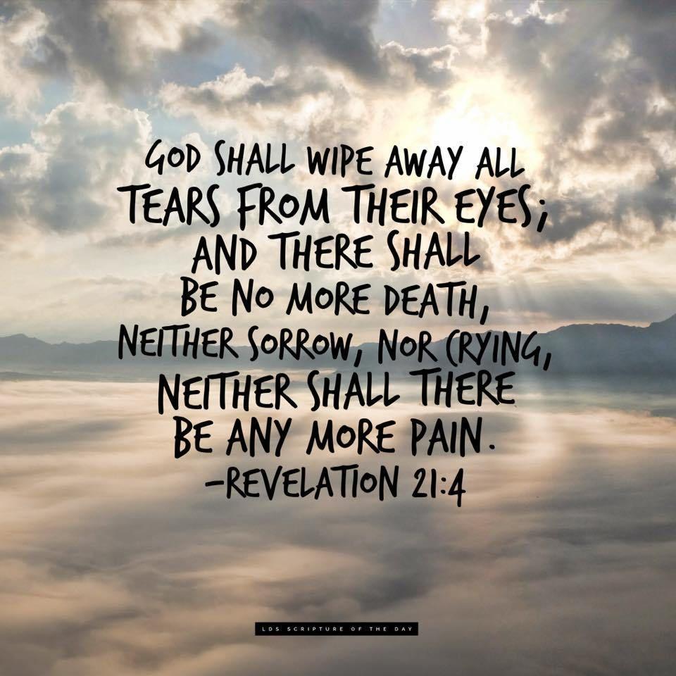 Revelation 21 4 Nomoresorrow Revelations Quotes Revelation Bible Revelation 21 4