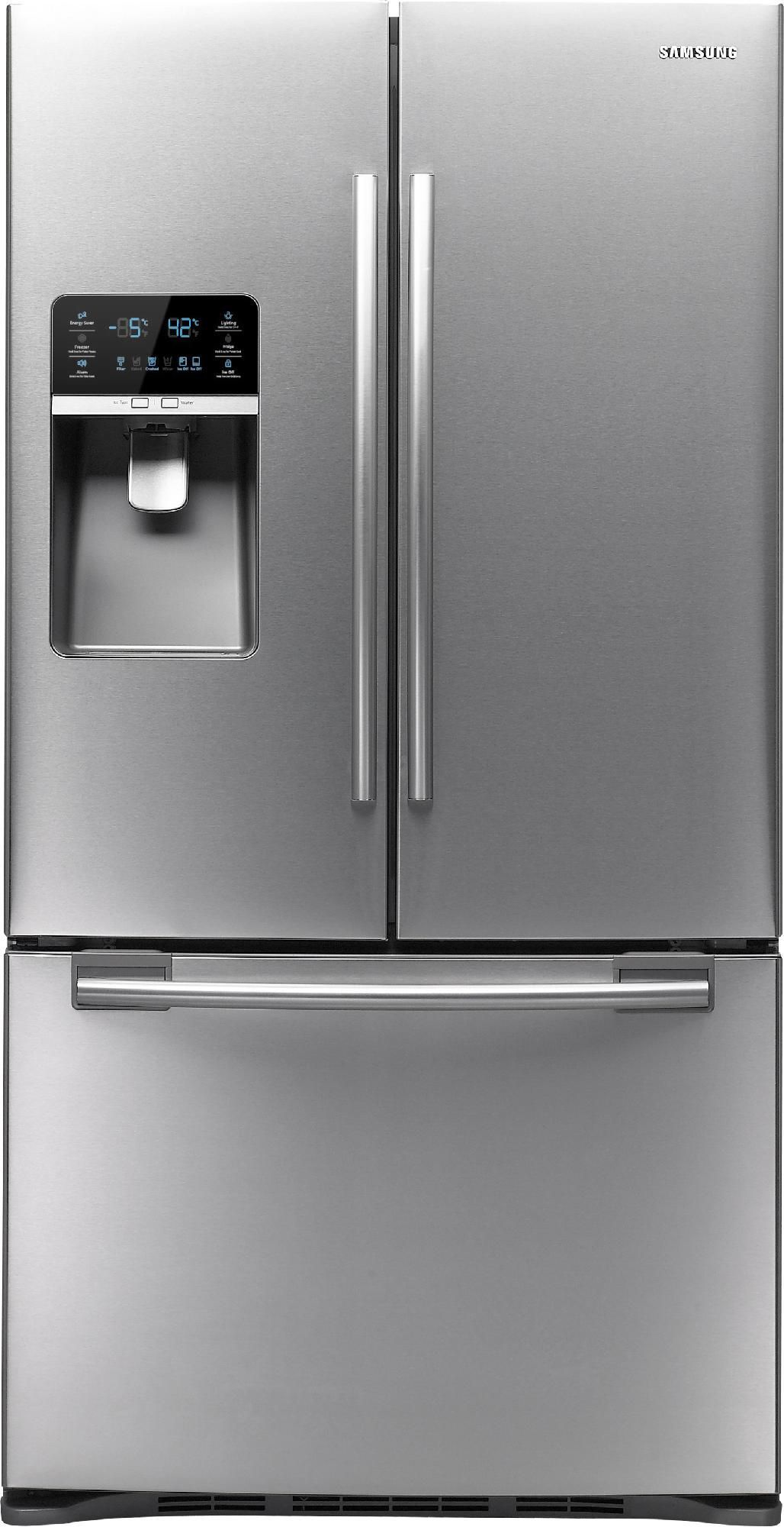 Samsung 29 Cu Ft Bottom Freezer Refrigerator Stainless