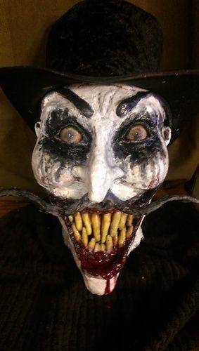 Carnival barker prop on Halloween Forum … | #AllHallowsEve ...