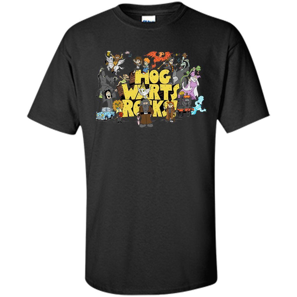 Hogwarts Rocks T-Shirt