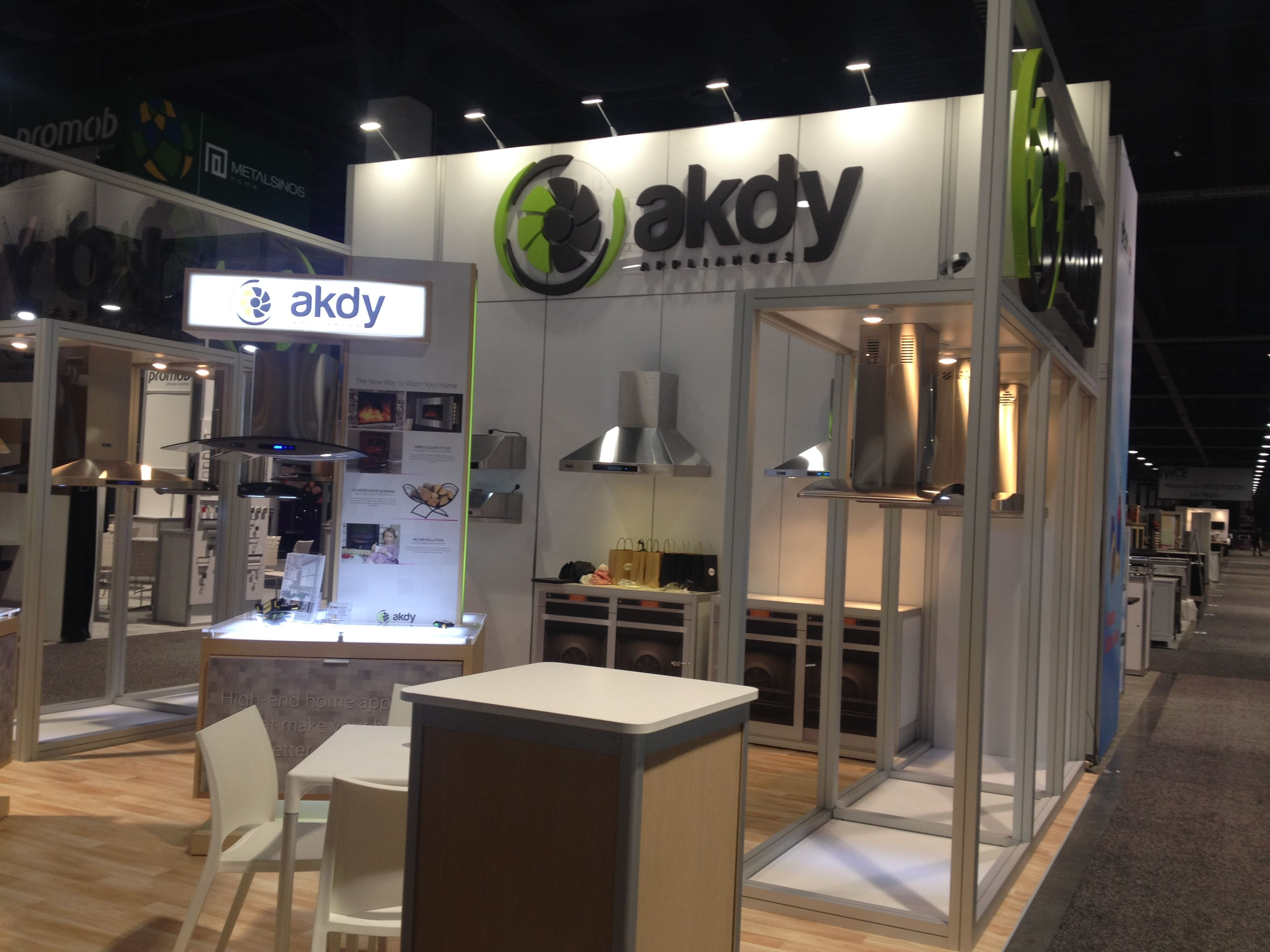 nice Kitchen And Bath Trade Shows #5: AKDY Booth at #KBIS2015 Kitchen and Bath Trade Show