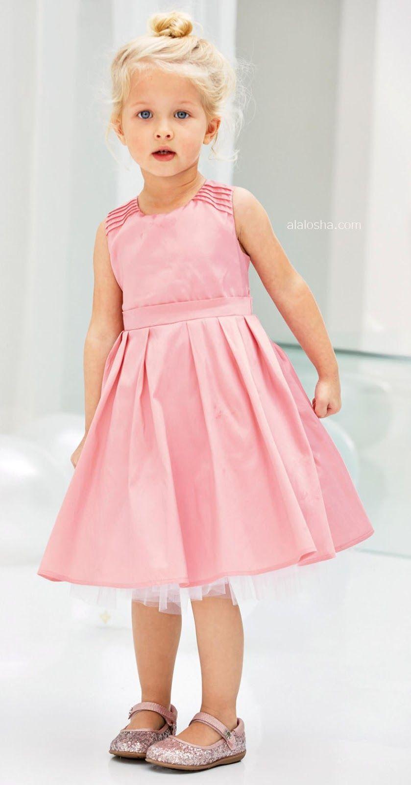 ALALOSHA: VOGUE ENFANTS: Be a little princess so easy! Go all out ...