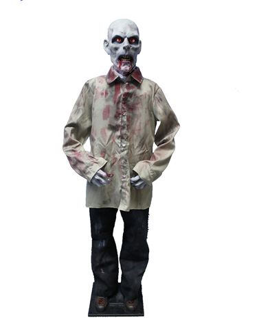 life sized animated twilight twitcher zombie prop originally from spirit halloween - Spirit Halloween Decorations