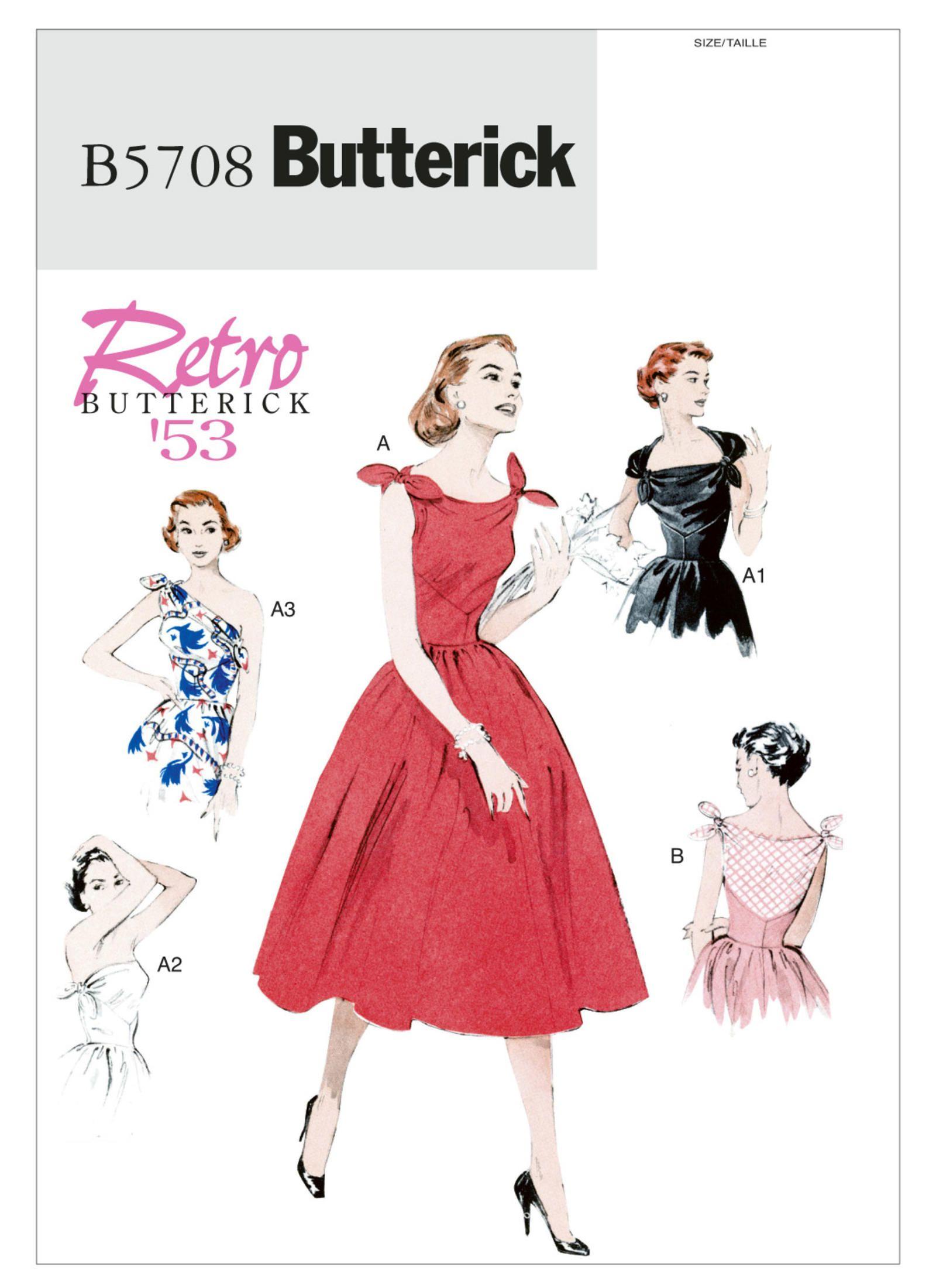 B5708 | Sewing Patterns to buy | Pinterest