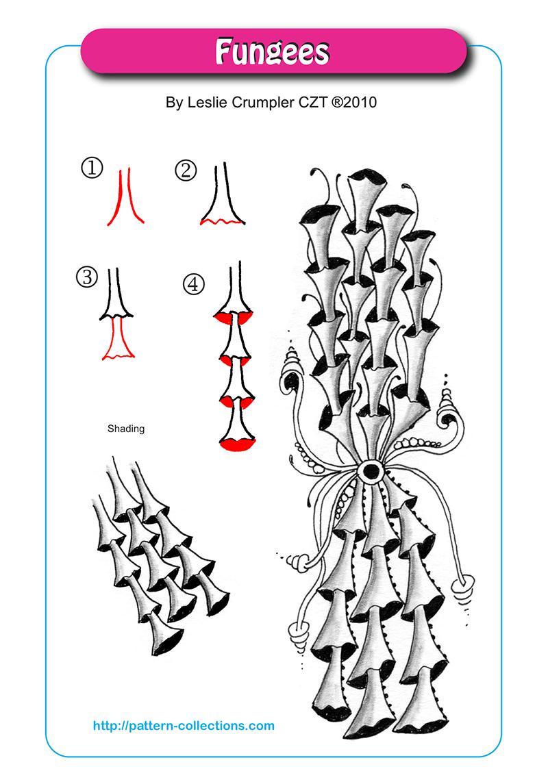 Fungees by Leslie Crumpler