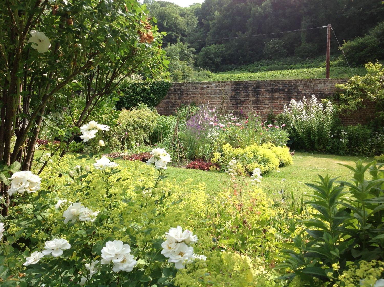 Littlebredy Walled Gardens, Littlebredy, Dorset, DT2 9HL
