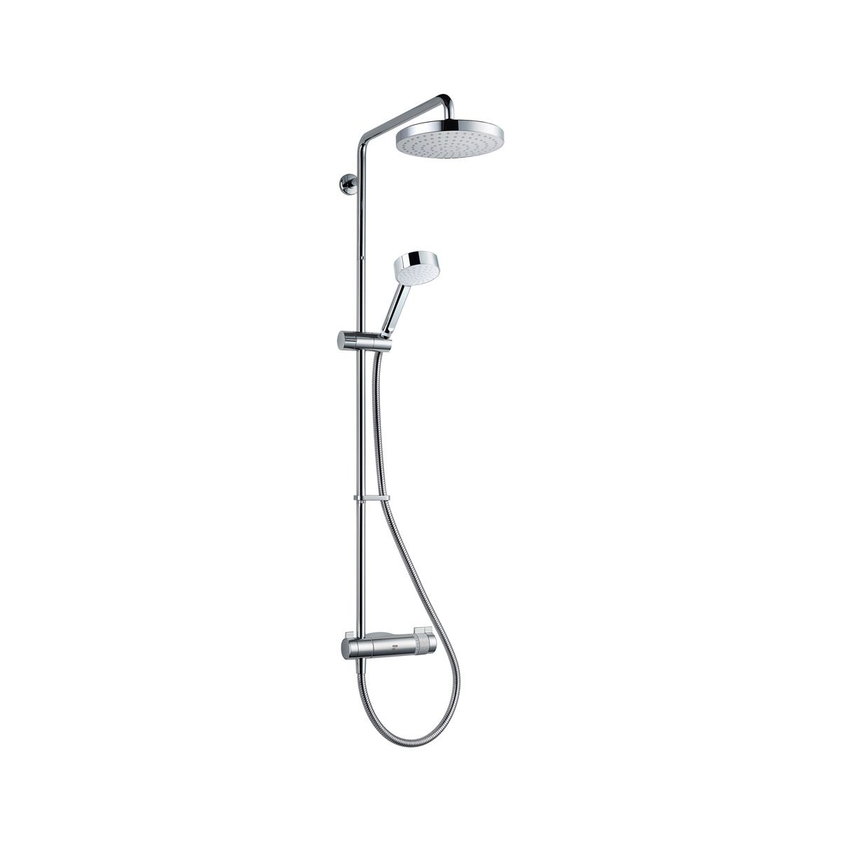 Grohe Euphoria Douchesysteem 180 Chroom Mira Agile Erd Thermostatic Mixer Shower Mixer Shower Mixers