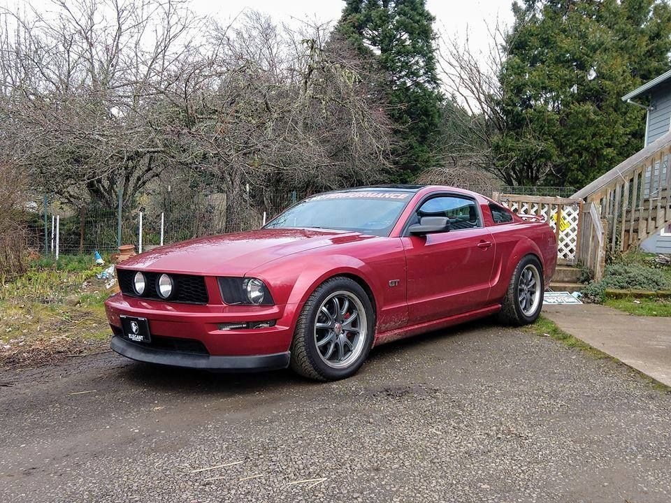 My Newly Acquired 2005 Mustang Gt Tons Of Mods Tons Of Fun