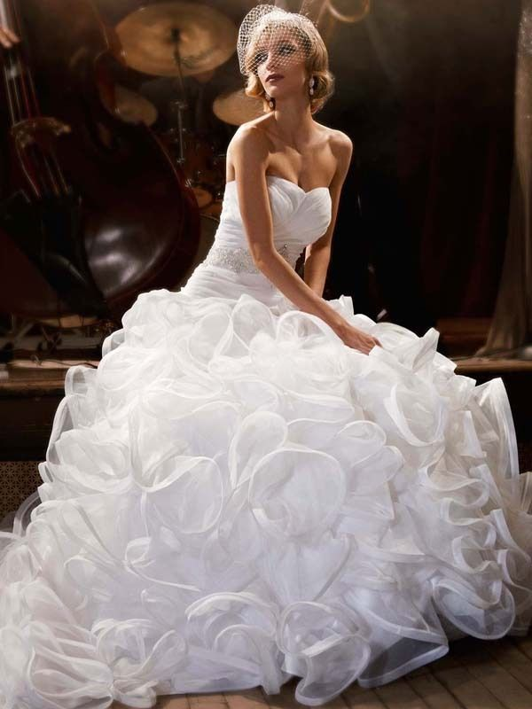 Find a bridal gown that you love, on sale now at Davids Bridal ...