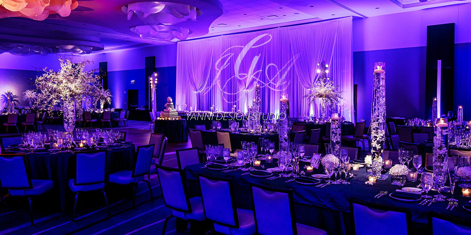 Wedding Flowers And Decorations Luxury Wedding Designers Wedding Reception Design Ballroom Wedding Reception Diy Wedding Decorations
