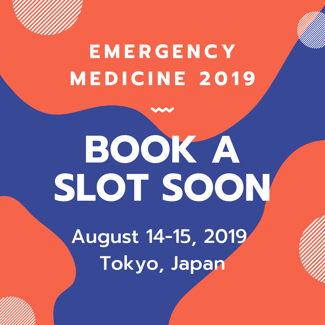 Join with us at Emergency Medicine 2019 Conference