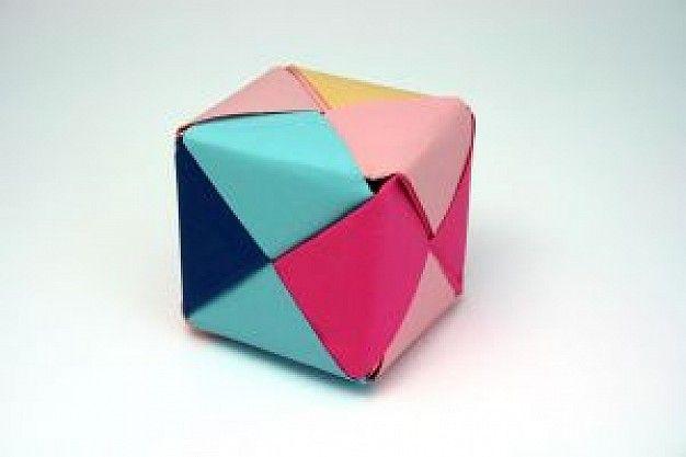Origami doos