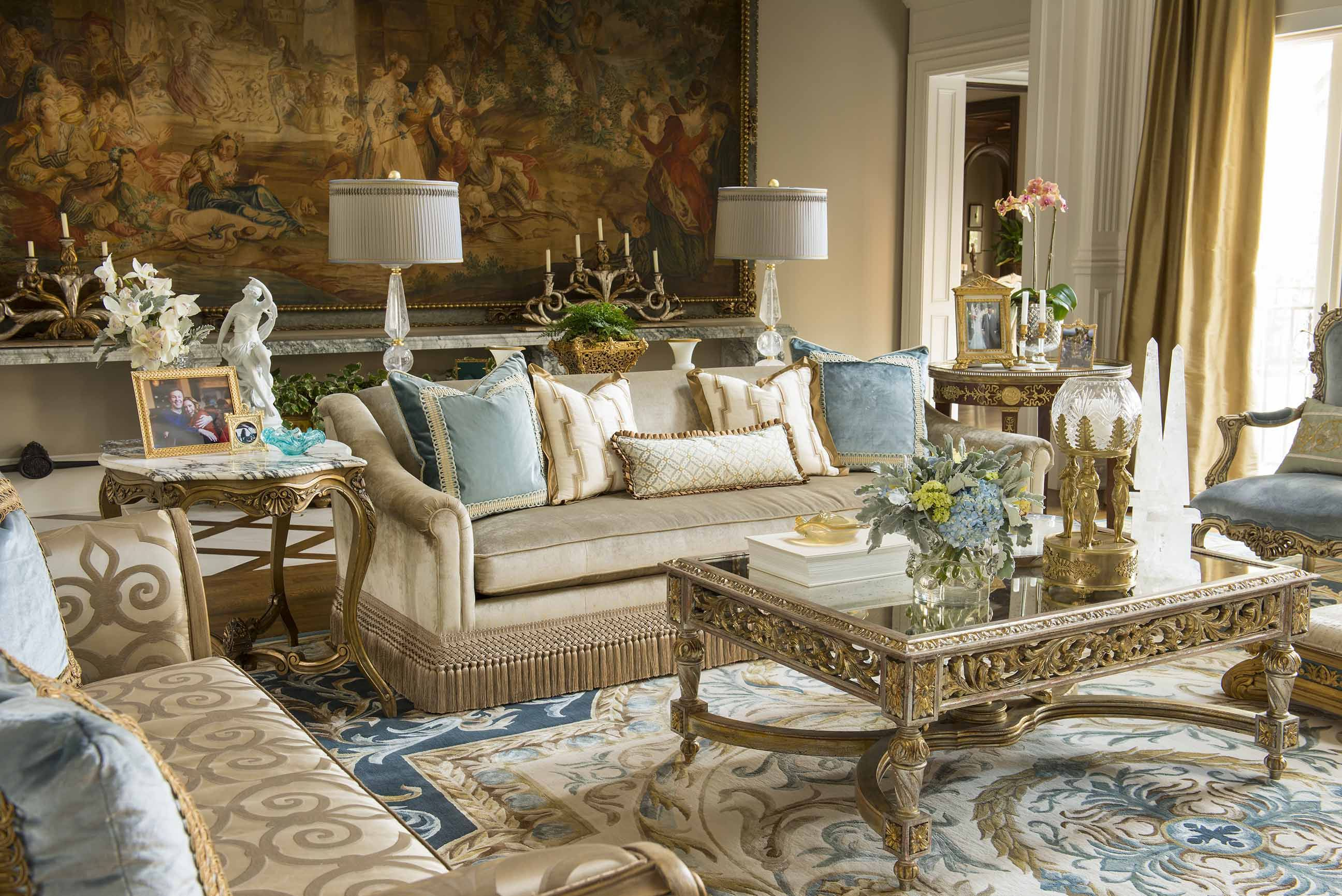 Superior Dallas Design Group Interiors Serving The DFW Area For Over Thirty Years,  Excellence And Personal Commitment Is Evident In Every Project.