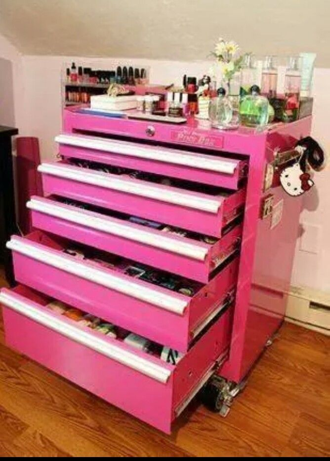 20 Clever Ways to Organize Your Makeup Clutter | Storage ideas ...