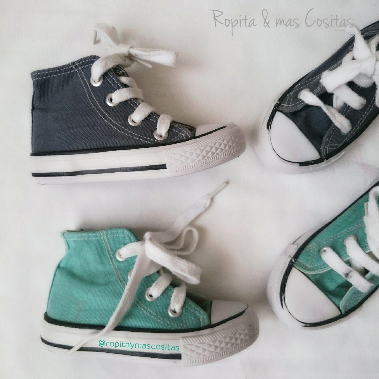 zapatillas tipo converse con cremallera