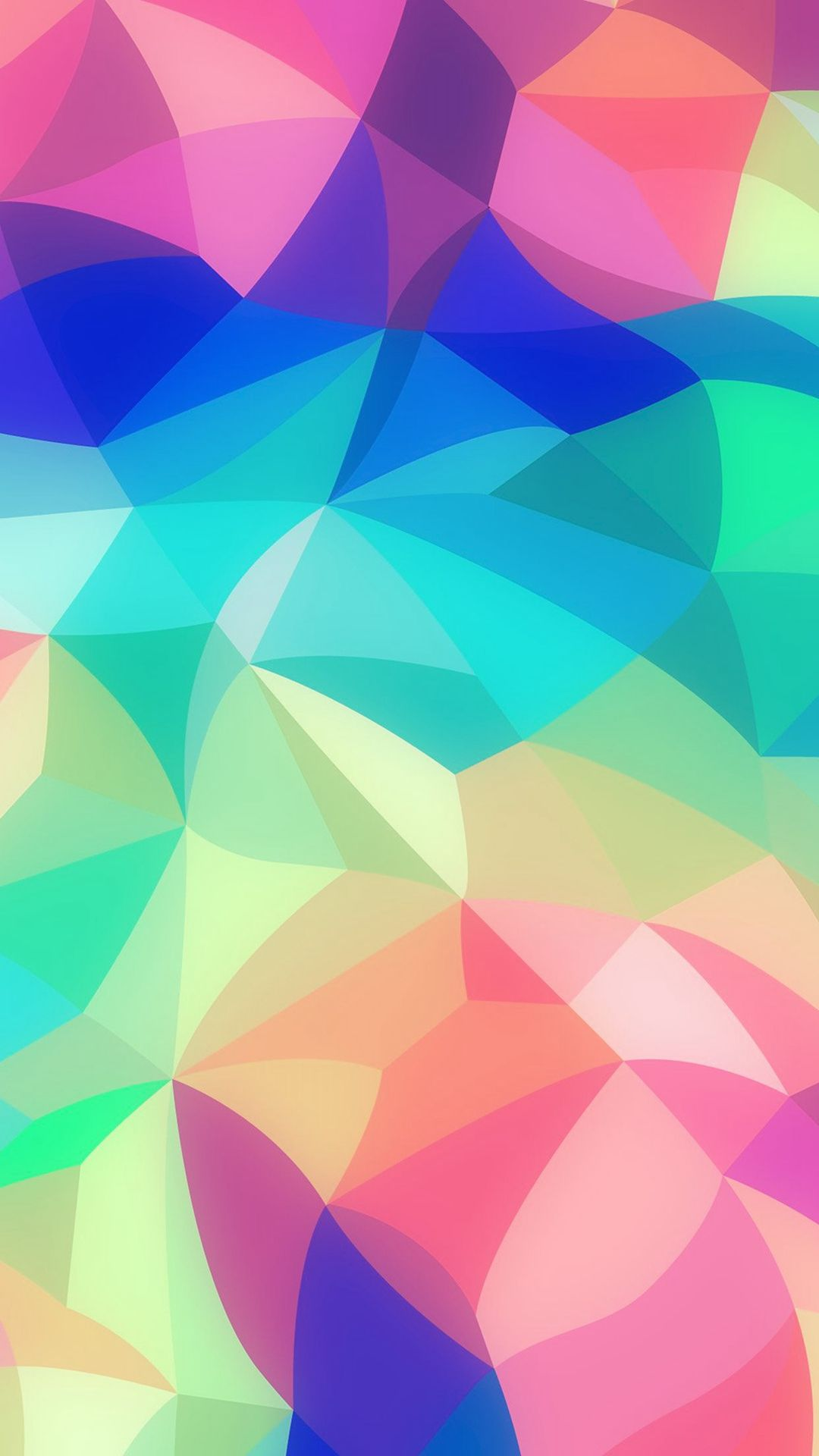 rainbow abstract colors pastel soft pattern iphone 6 wallpaper | ..1