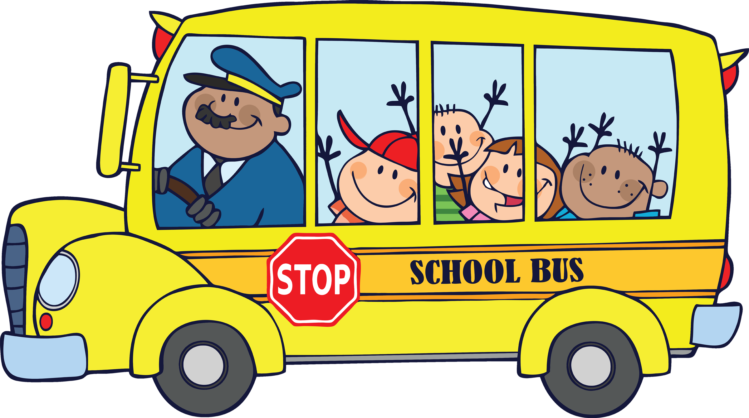 school bus driver quotes clipart panda free clipart images rh pinterest com The Energy Bus PDF The Energy Bus Activities