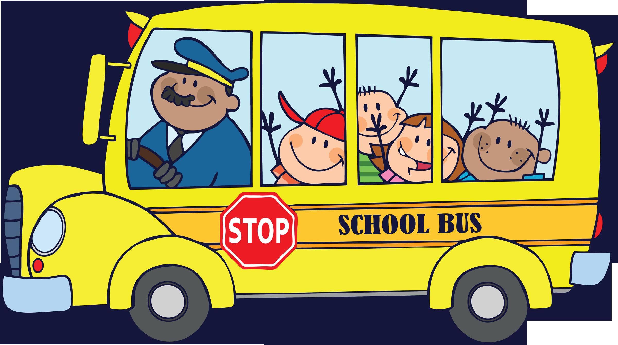 school bus driver clipart - photo #3