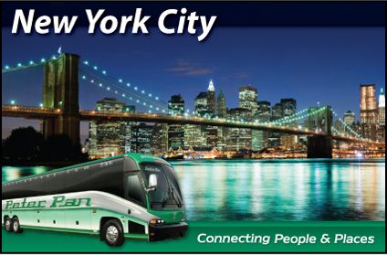 Nova bus RTS (Operated by Peter Pan Bus) -