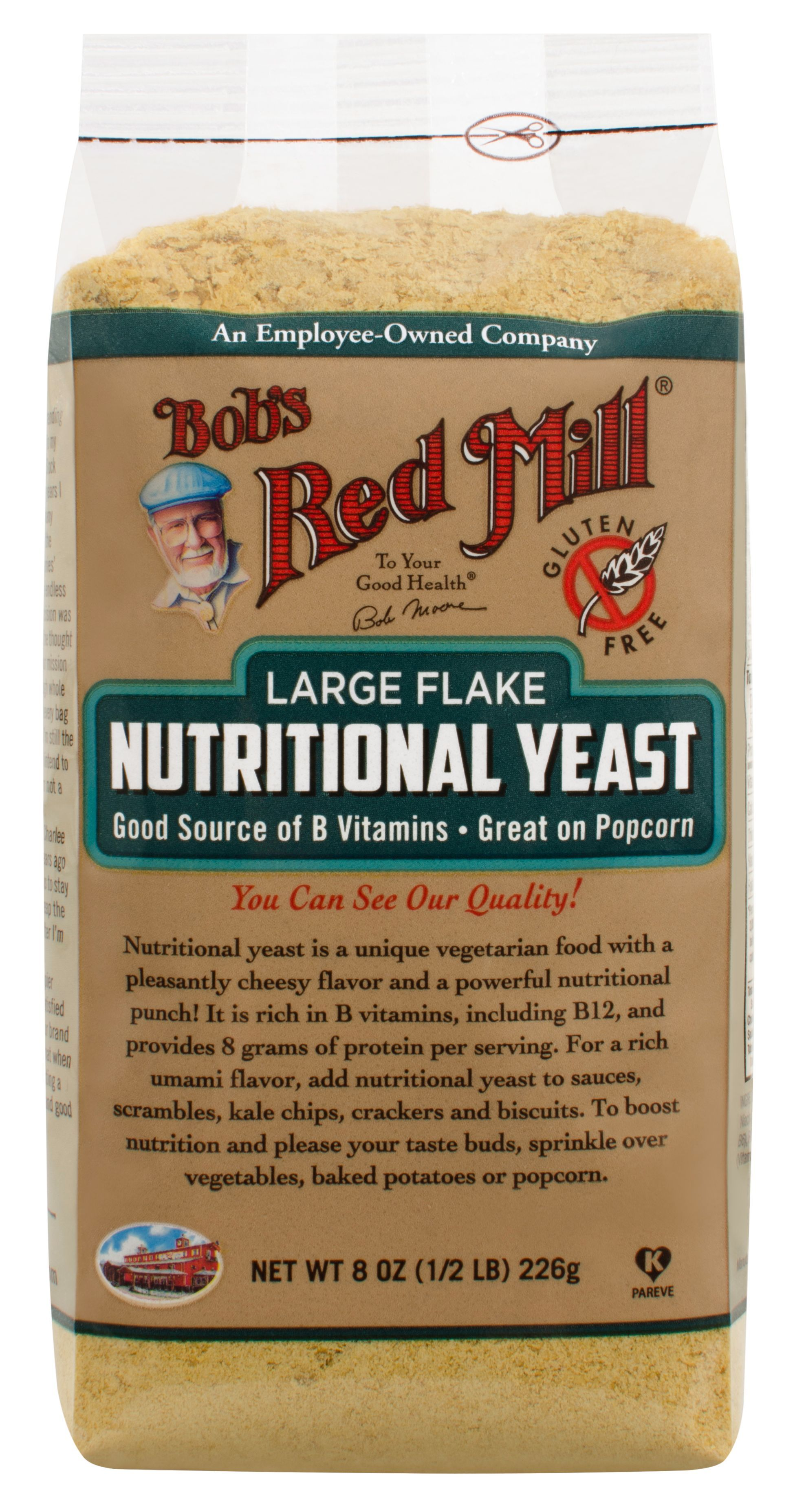 Fresh Pickings Episode 7 Nutritional Yeast (With images