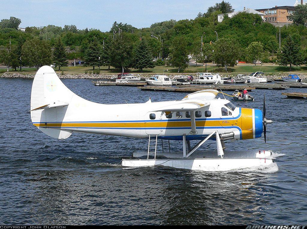 De havilland canada dhc3 otter kenora air service