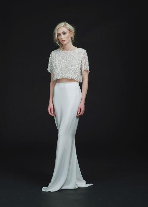 New York Bridal Fashion Week Report   Wedding vow renewals, Wedding ...