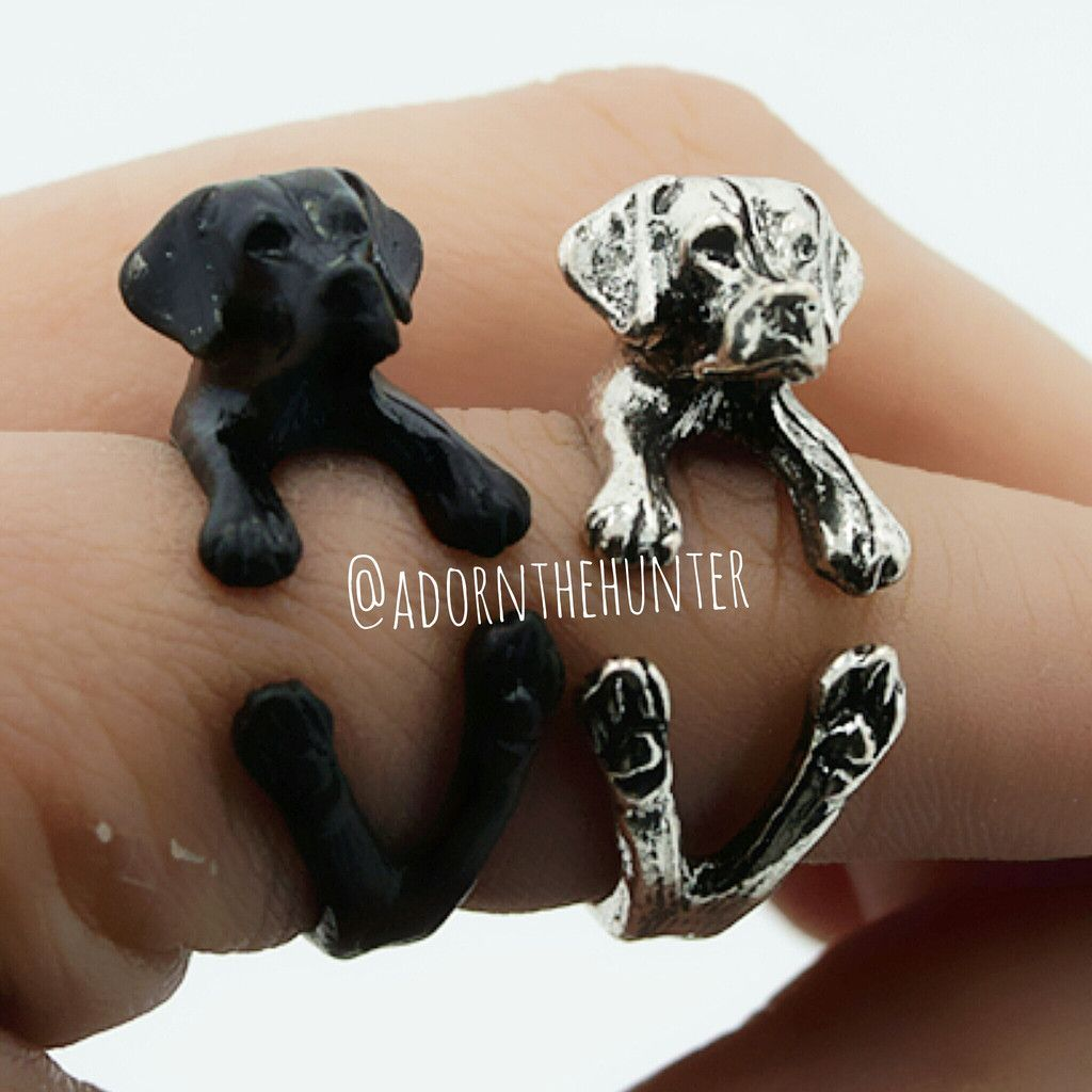 Labrador Wrap Ring