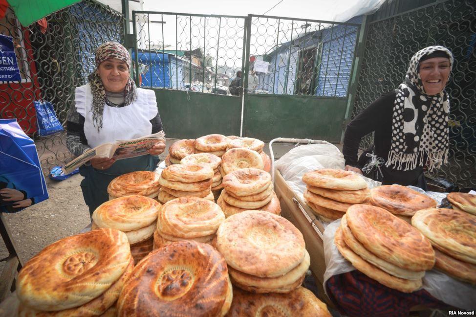 دوشنبہ (تاجکستان) کا بازارِ سبز | اردو محفل فورم