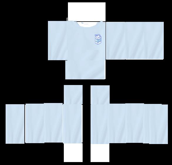 Kawaii Milk Sweater Template Roblox Shirt Templates