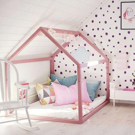Ideen für ein Mädchen-Schlafzimmer sammeln? 9 niedliche und - schlafzimmer selber machen