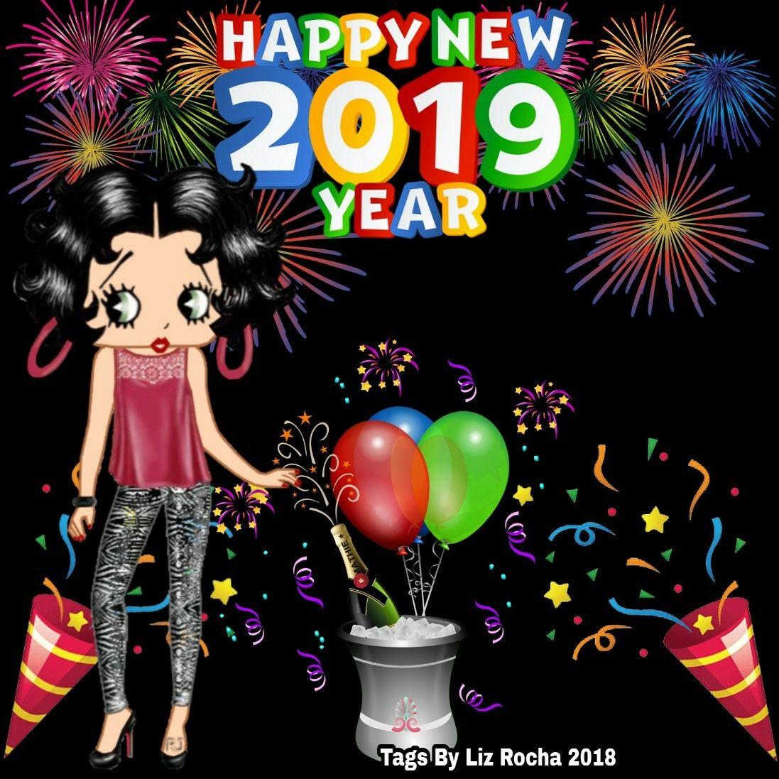 Pin by Elizabeth FalconRocha on 2018 Happy New Year BB