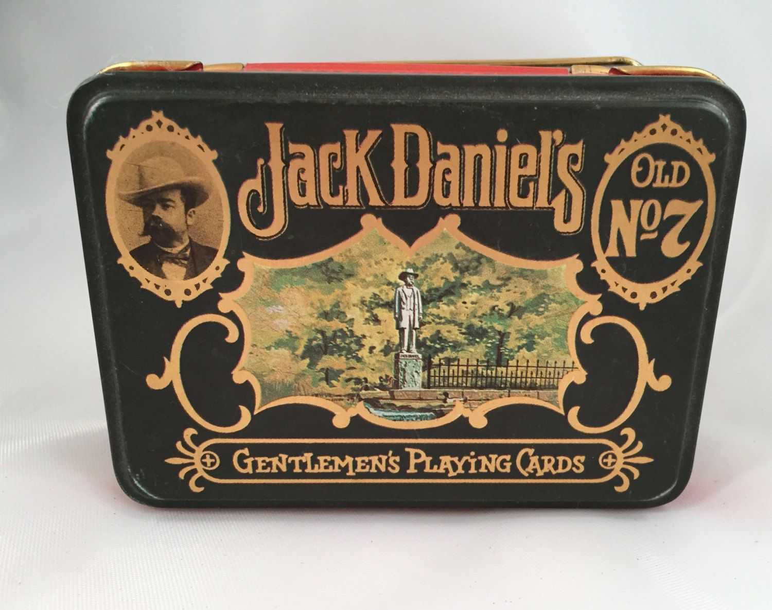 Jack daniels old no 7 gentlemens playing cards by
