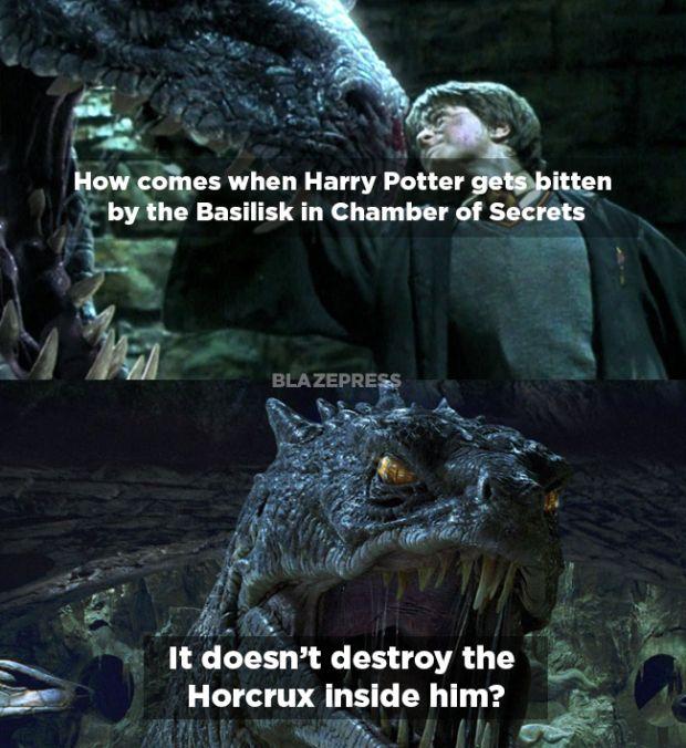 The 14 Biggest Movie Plot Holes Ever Movie Plot Holes Plot Holes Harry Potter Divergent