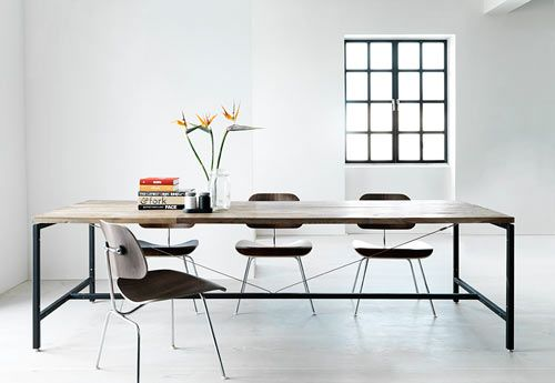 The New Vipp Dining Table Modern Dining Room Dining Table