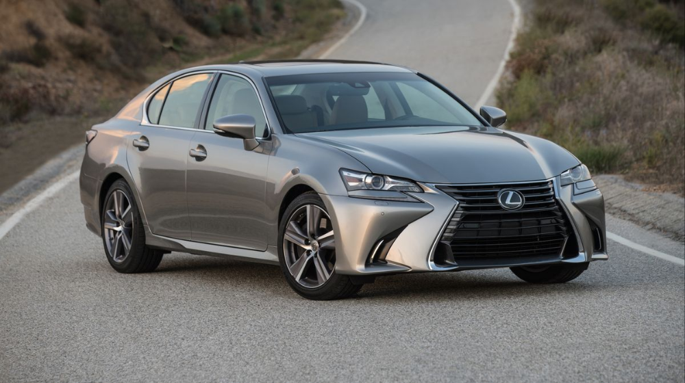 2020 Lexus Gs Review Pricing And Specs In 2020 Lexus Lexus Sedan Luxury Sedan