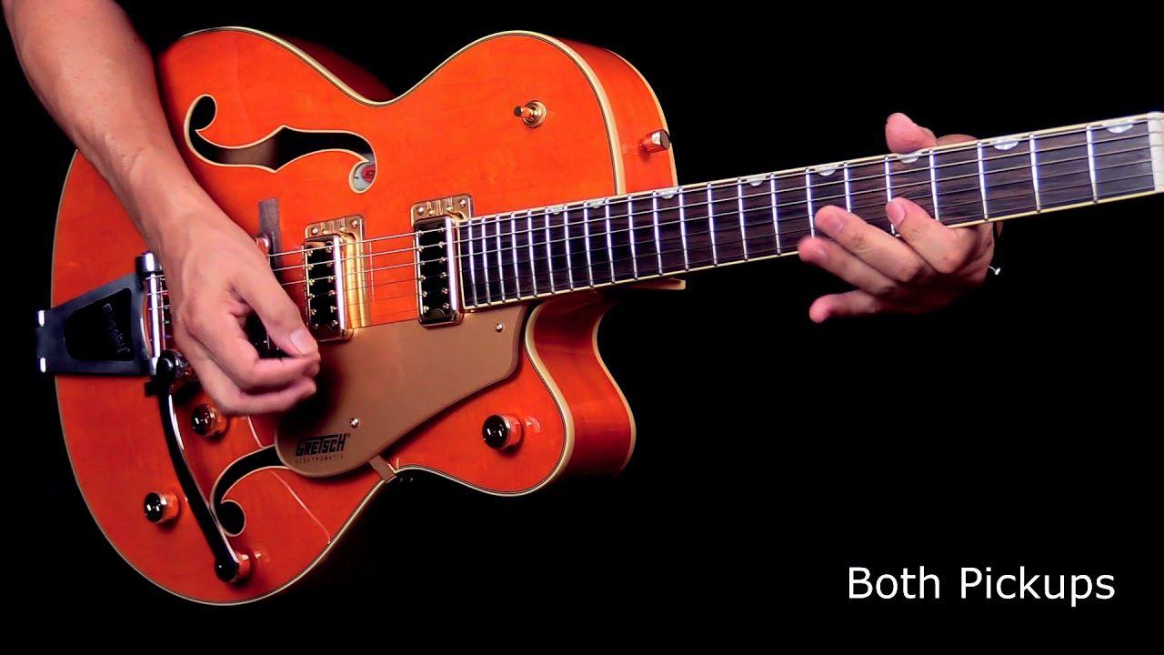 Gretsch Guitar G5420tg 59 Demo Sweetwater Exclusive Youtube Gretsch Guitar John Lennon Beatles